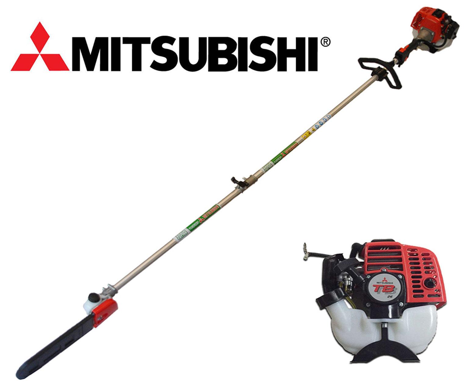 POWER PRUNER MITSUBISHI PTB 260 POWER PRUNERS
