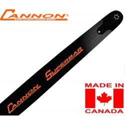 """CANNON SUPER-BAR  50cm (20"""") .3/8"""" 1.6 mm (.063"""") 72D"""