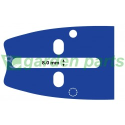 "TSUMURA ΛΑΜΑ  50cm (20"") 3/8 1.3 mm (0.50"")"