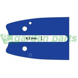"TSUMURA ΛΑΜΑ  45cm (18"") 3/8LP 1.3 mm (0.50"")"