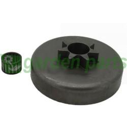 CLUTCH DRUM BRUSHCUTTER FOR HOMELITE XL XL12 SUPERXL XLAO XL400 XL500 XL800 SLX925 SLX952 VI944 VI955 450 550 923 8800