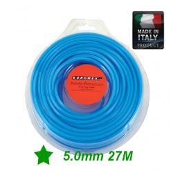 TRIMMER LINE STAR 5.0mm 27m