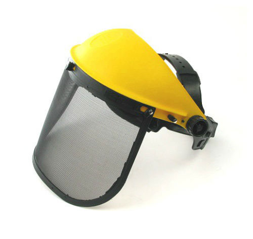 PROTECTIVE SAFETY VISOR WITH FACE SHIELD MASK