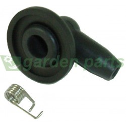SPARK PLUG CAP WITH SPRING FOR MITSUBISHI