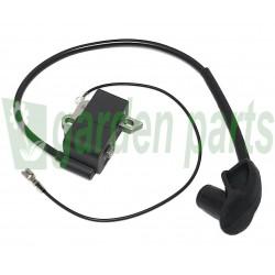 IGNITION COIL AFTERMARKET FOR STIHL FR350 FR450 FR480 HT250 BT120 BT121