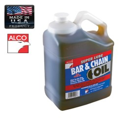 ALCO OIL BAR AND CHAIN FOR CHAINSAW  3.75lt AMERICAN LUBRICATING