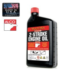 ALCO OIL FOR TWO STROKE ENGINE 1lt AMERICAN LUBRICATING