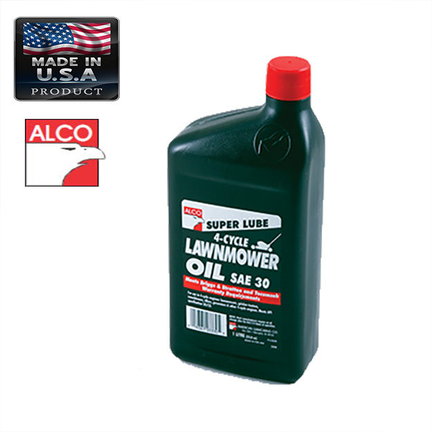 ALCO OIL FOR FOUR STROKE ENGINE 1lt AMERICAN LUBRICATING FOUR STROKE ENGINES OIL
