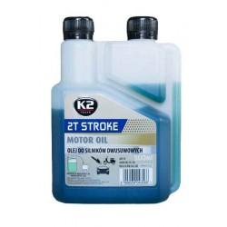 K2 , 2T STROKE MOTOR OIL 500ml