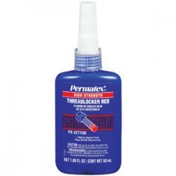 Permatex High Strength Treadlocker Red 50ml 27150