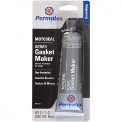 PERMATEX MOTOSEAL ULTIMATE GASKET MAKER 80ml 29132