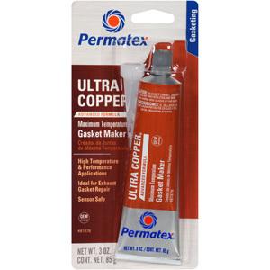 Permatex  Ultra Copper 85gr 81878 Gasket Maker & Glues