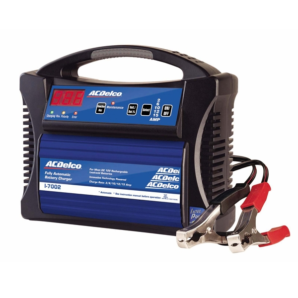 Battery Charger AC DELCO I-7012 BATTERY CHARGER